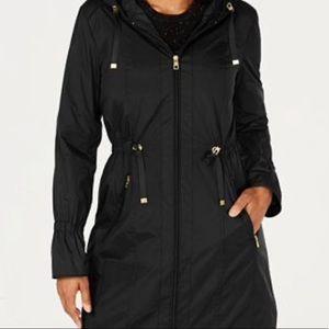 Women's nylon zippered Parka